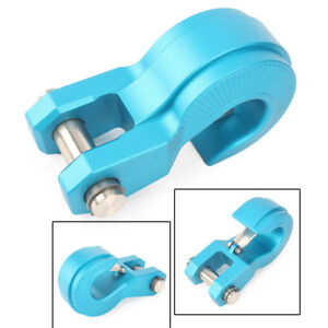Blue Extractor Tow Recovery Hook For Off road Hitch Receiver Jeep truck