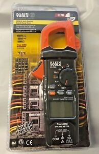 Klein Tools Cl700 Ac Auto Ranging 600 Amp Digital Clamp Meter 092644690150 New