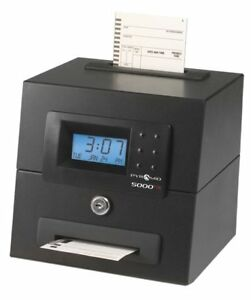 Pyramid 5000 hd Heavy Duty Auto Totaling Time Clock