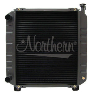 Ford New Holland Case ih Tractor Radiator cbr 14 3 4 X 17 1 2 X 1 7 8