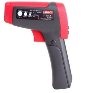 Uni T Ut305a Infrared Ir Laser Thermometer Temperature Gun