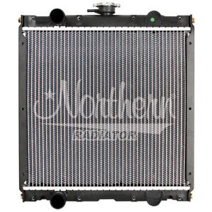 Northern Case ih Ford new Holland Tractor Radiator 16 3 4 X 17 5 8 X 2 1 4