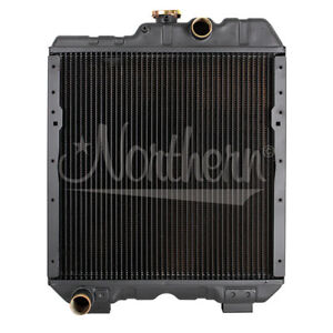 Case ih New Holland Tractor Radiator 17 1 2 X 17 1 2 X 2 3 8