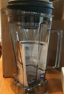 Vita mix 000756 Dm Container Ice Blades With Lid Vitamix Pitcher Vita Mix
