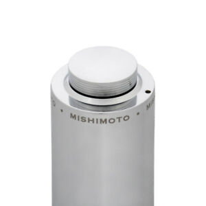 Mishimoto Universal Aluminum Coolant Reservoir Tank Polished Silver Mmrt Ca