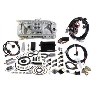 Holley 550 836 Avenger Efi 4bbl Multi port Fuel Injection System For Chevy