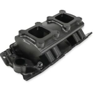 Holley 835062 Sniper Sheet Metal Fabricated Intake Manifold For Big Block Chevy