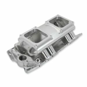 Holley 835171 Sniper Sheet Metal Fabricated Intake Manifold For Big Block Chevy