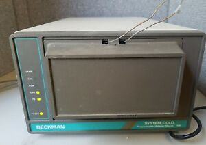 Beckman System Gold Programmable Detector Module 166