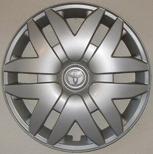 Genuine Toyota Factory Sienna Hub Cap Wheel Cover 2004 2005 2006 2007 2008 2009