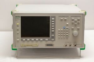 Anritsu Mt8801a Radio Communication Analyzer Opt 11 12