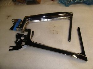 1958 Chevy Impala Vent Window Frames R L