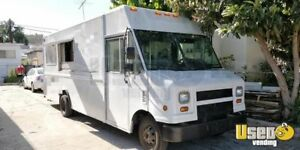 Ford Food Truck For Sale In California