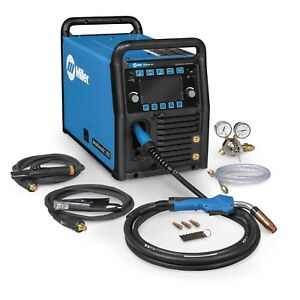 Miller Multimatic 255 Pulsed Multiprocess Welder 208 575v 907728