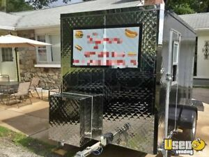 8 X 10 Food Concession Trailer For Sale In Connecticut