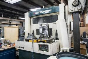 1998 Mitsubishi Mh50e 50 Taper Horizontal Machining Center