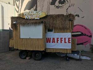 Very Unique 2015 15 5 Used Mobile Kitchen Food Concession Trailer For Sale In