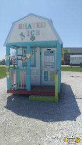 2016 16 Shaved Ice Concession Trailer For Sale In Missouri