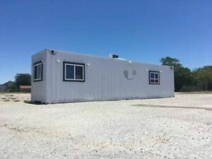 2017 8 X 40 Converted Shipping Container Food Concession Trailer For Sale In