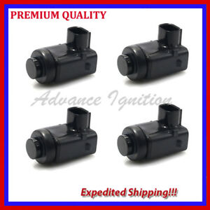 4pc Parking Sensor 93172012 For Saab Vectra Mondeo Chrysler 2003 2010 Ps5hxa1aa