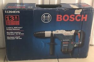 Bosch 13 Amp 1 5 8 In Corded Variable Speed Sds max Rotary Hammer Drill