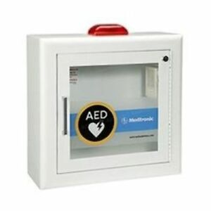 Physio control Aed Cabinet Surface mount With Alarm And Strobe Light