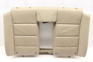 2003 2006 04 05 Audi A4 Cabriolet B6 Rear Convertible Upper Seat Back Cushion
