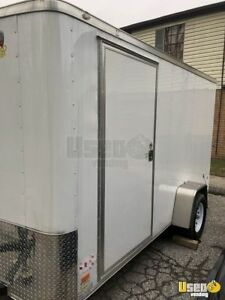 2018 6 X 12 Concession Trailer For Sale In Maryland