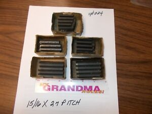Landis Thread Chasers used 15 16 X 27 Pitch sharp