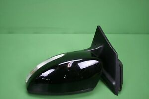 15 18 Ford Focus Side Door Mirror Power Driver Left W signal Absolute Black Oem