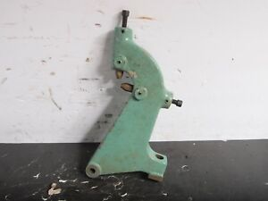 Harrison 10 Lathe Follow Rest Machinist Great Shape