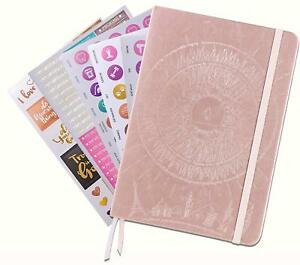 Law Of Attraction Daily Planner Deluxe Day Calendar And Gratitude Journal