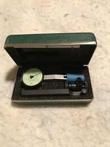 Federal Testmaster T 1 001 1 Face Test Indicator W accessories
