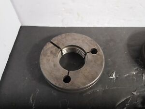 Thread Gauge Nogo 1 1 2 8 Un J l 1 4093 Machinist Used