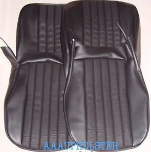 Vinyl Recovery Kit Covers For Porsche 911 912 1965 73 With Standard Seats Only