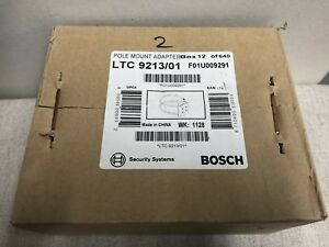 Bosch Pole Mount Adapter Ltc 9213 01 For Security System New In Box