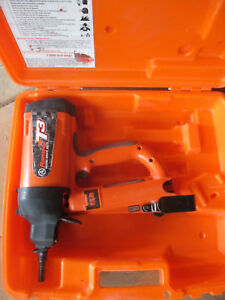 Ramset T3 Cordless Gas Actuated Fastener Nailer With Case