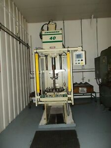 Greenerd Hca 40 Hydraulic C frame Press