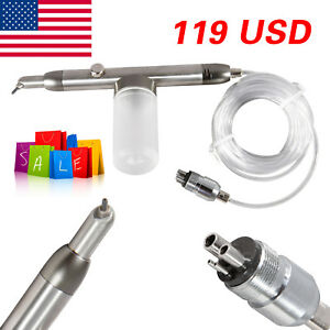 Lowest Dental Alumina Air Abrasion Polisher Microetcher Sandblasting Sandblaster