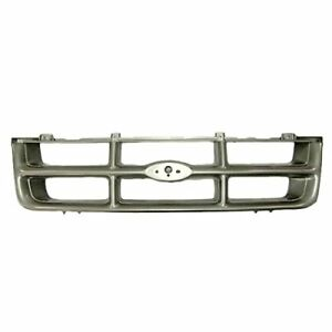For 1993 1994 Ford Ranger Front Grille Xlt Model Silver