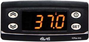 Eliwell Ic 915 On off Temperature Controller 74 X 32mm Rtd Thermocouple Input