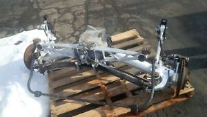 Corvette Dana 44 Rear Differential Axle 3 07 Ratio Complete Suspension Posi 1985
