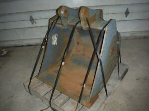 Tag 30 Smooth Ditching Trenching Excavator Bucket Fits Deere 75 80 85