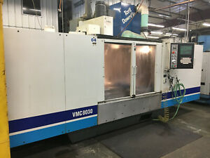 Fadal 8030 Cnc Vertical Machining Center
