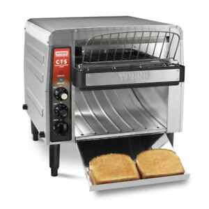 Waring Commercial Cts1000b 208v Conveyor Toaster