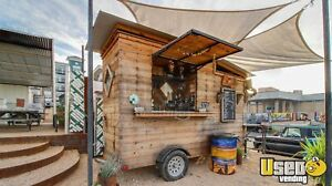 2014 4 5 X 16 Coffee Concession Trailer For Sale In Texas