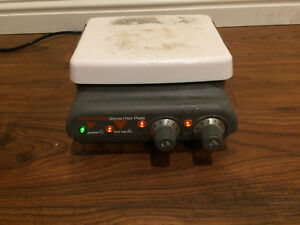 Corning Pc 420 Hot Plate Magnetic Stirrer 5 X 7