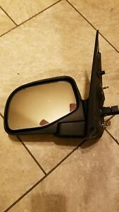 2002 2005 Ford Explorer Driver Side View Mirror 6947