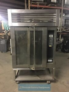 Lbc Electric Mini Rotating Rack Oven Lmo e8