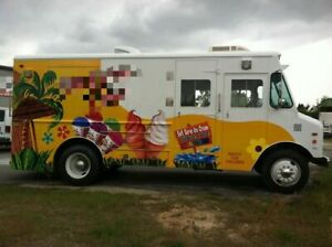 25 Chevy Shaved Ice Truck For Sale In South Carolina